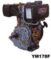 Sell air cooled OHV single cylinder portable small diesel engine  turbine, 4, 7, 10, 12, 14, 15, 18, 20 hps