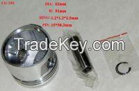 Sell motorcycle parts, motorcycle piston kit CG150