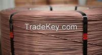 Brass/bronze bead wire
