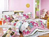 Sell Happy Party Bed Sheet, Quilt Cover, Pillowslip