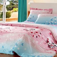 Sell Valentine's day bed sheet, cover quilt, pillowslip