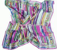 Fashion Silk Scarf