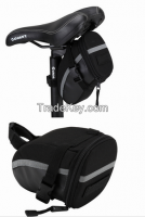Durable Bicycle Saddle Bag 600d Polyester