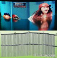 LED Transparent Video Display Curtain (P10, P12, P15, P16, P20, P25)