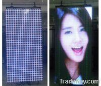 P10 LED Flexible Curtain Display