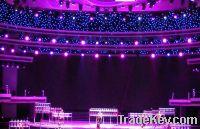 LED Starcloth Curtain