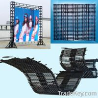 P6, P10, P15, P20, P30 LED Flexible Display Screen