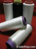 sea island yarn (dope dyed)