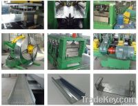 Sell Cable Tray Roll Forming Machine