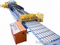 Sell Corrugated Tile Roll Forming Machine