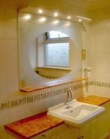 bathroom no-fogging clear mirror