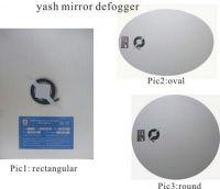 Sell bathroom electric  mirror defogger