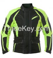 High Visibillty Motorcycle cordura jackets