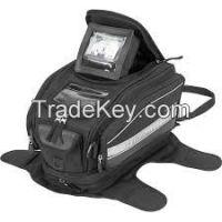 Motorcycle textile tank bag