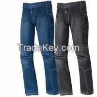 Cutsom Motorbike jeans kevlar pants