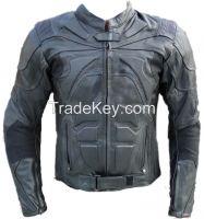 Classic motorbike leather jackets