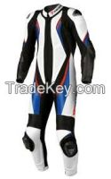 Custom Motorcycle Leather racing suits