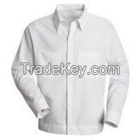 white color men shirt