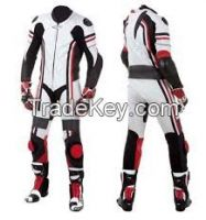 Custom Motorcycle Leather racing suits/Motorbike leather suits