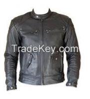 Classic motorbike leather jackets/Motorcycle leather jacket