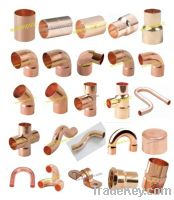 Sell copper fitting, copper coupling, copper elbow, copper tee