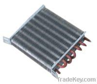Sell refrigeration aluminum finned evaporator, refrigeration equipment