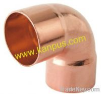 Sell refrigeration copper elbow, copper fitting, copper pipe elbow