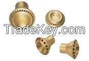 Copper distributor, brass distributor for air conditioner