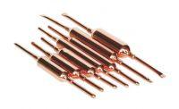 Copper filter drier