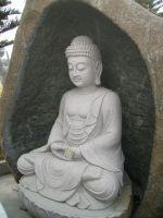 Sell Granite buddha-Garden