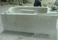 Sell granite bathtube, Bathroom surround
