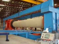 Sell GRP Pipe Hydrostatic Test Machine