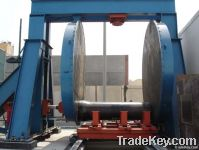 Sell Hydrostatic Test Machine (On Concrete Pipes)