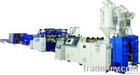 Sell HDPE Corrugated Pipe Extrusion Line