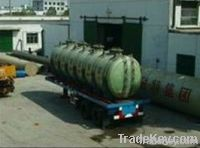 Sell GRP Transportation Tank