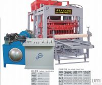 Sell Automatic Block Making Machine (BDQT10-15 Type)