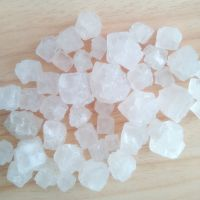 High content magnesium chloride snow melting salt