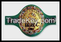 wbc championship belts