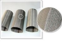 Wire Mesh Tubes & Cylinders