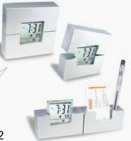 Sell Clock pen holder DCK3562