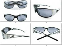 BRAND NEW FAMOUS POLICE SUNGLASSES 3029 w/FASHIONAL POUCH