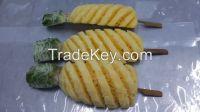Frozen surimi based and Vietnam fruit