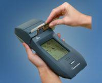 Wireless check processing