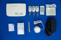 GSM Home Alarm(Model G10E)