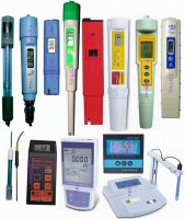Sell PH meter, PH electrode, PH monitor, PH stick