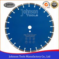350mm diamond laser weled saw blade for concrete cutting