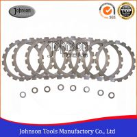350mm diamond laser welded ring saw blade for concrete