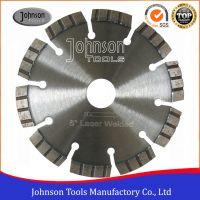 125mm diamond laser welded turbo saw blade