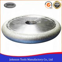 OD200mm Electroplated diamond cutting and grinding saw blades