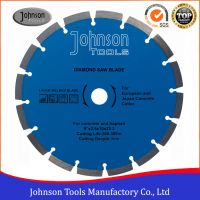 Sell 230mm diamond laser saw blade for concrete